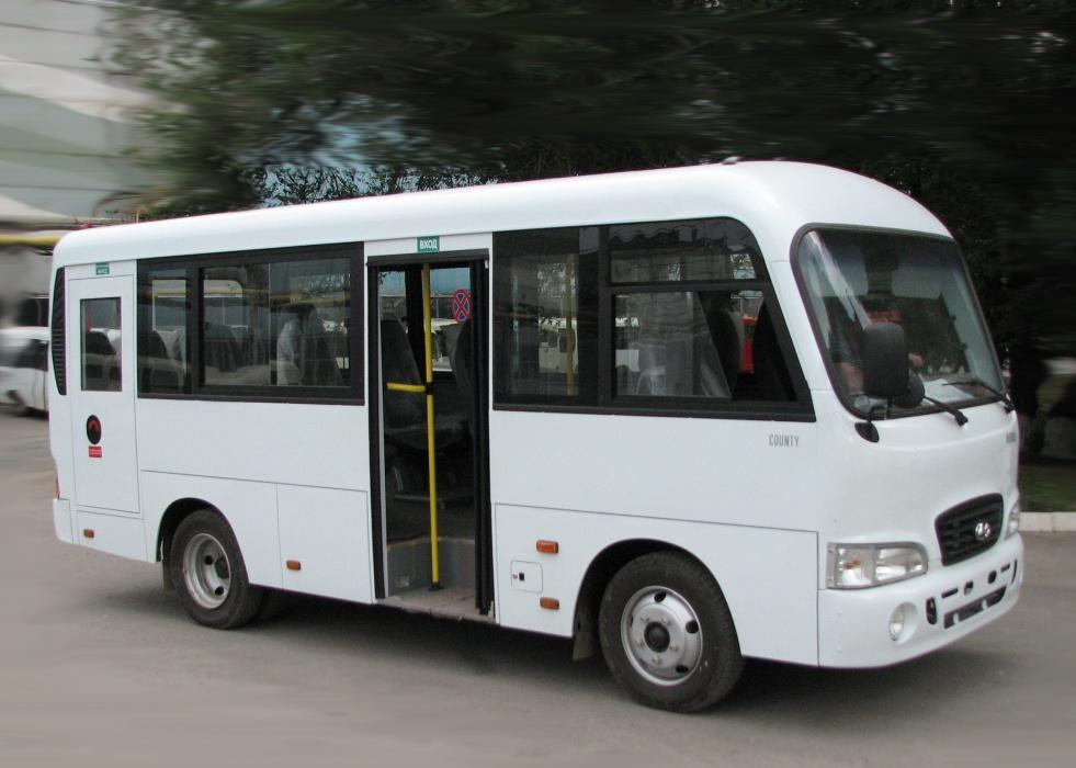 hyundai автобус официальный сайт
